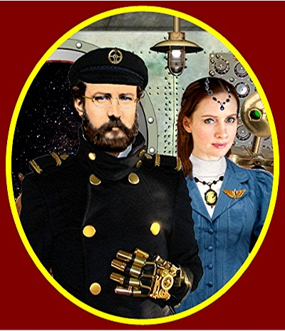 Captain Demetrius Cogswell and Lady Elidora Thistle